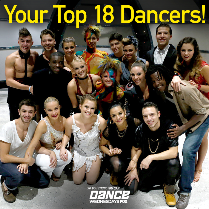 Recap/review of So You Think You Can Dance Season 11 - Top 18 Perform by freshfromthe.com