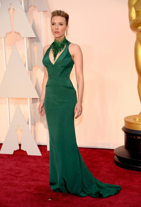 Oscar 2015 Scarlett Johansson