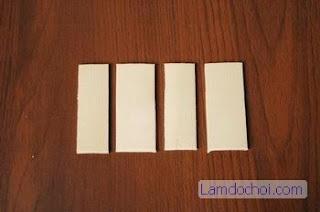 Làm Danbo Handmade Từ Que Đè Lưỡi 3