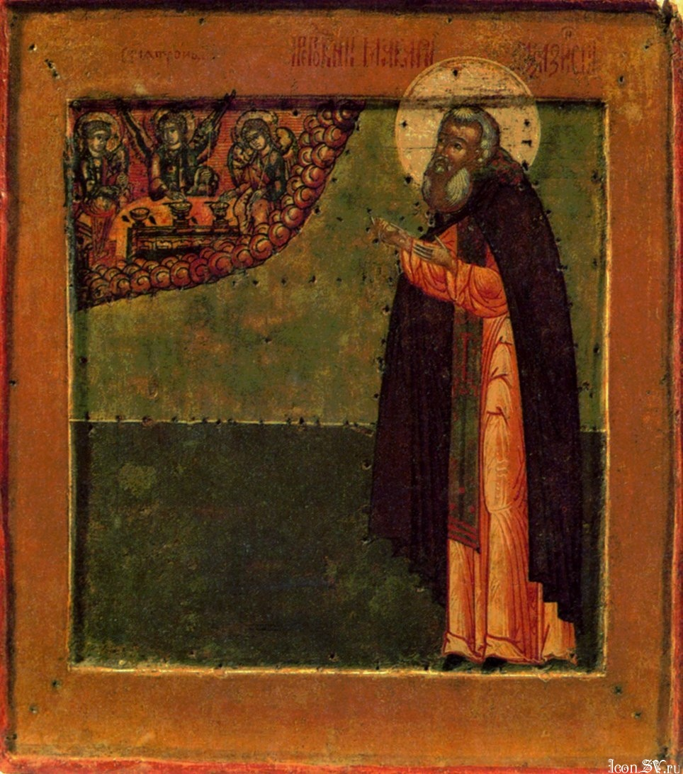 Макарий, преподобный, игумен Калязинский