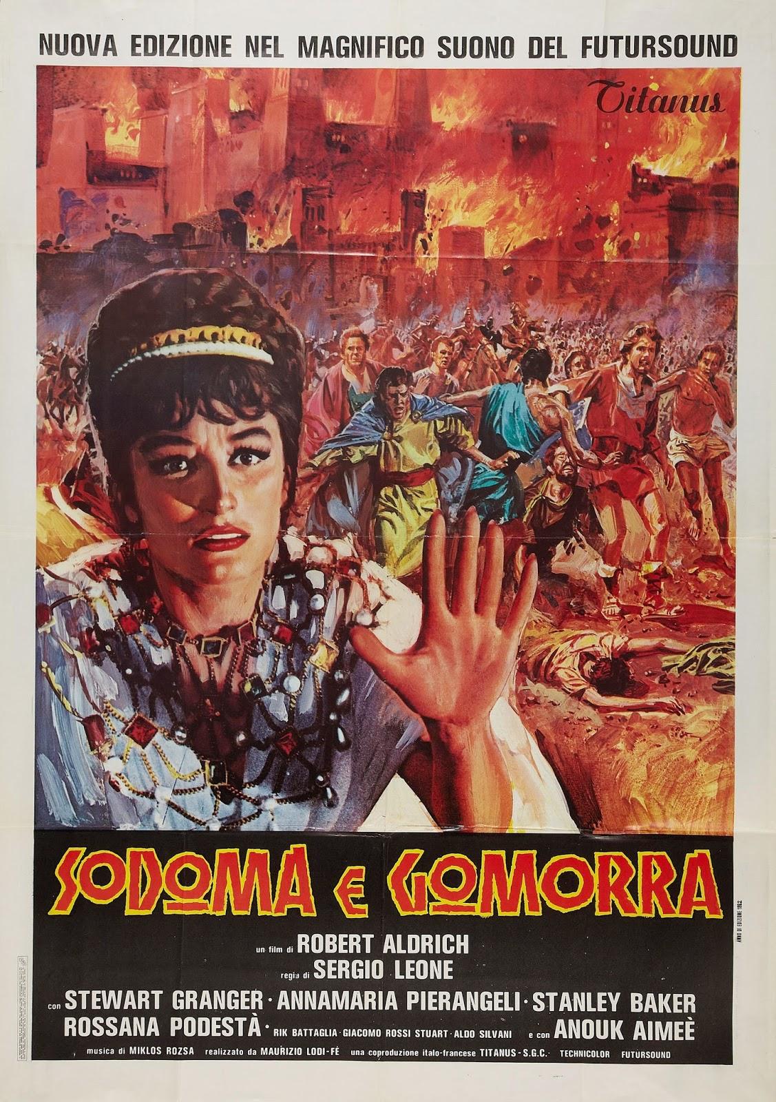 Sodoma y Gomorra ( 1962 )