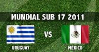 Resultado: Mexico vs Uruguay (10 de Julio 2011)