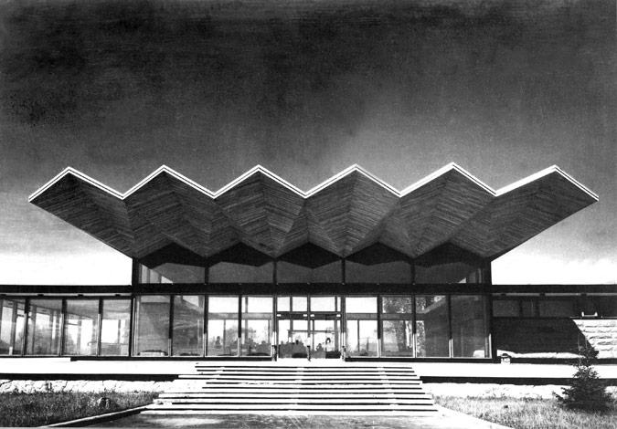 Douglascain Soviet Modernism