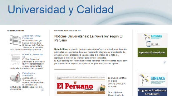 http://universidadycalidad.blogspot.com