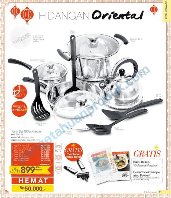Katalog Sunday Sophie ParisTerbaru Edisi 144 Oktober - November  2015