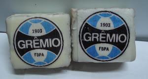 Pão de Mel Personalizado com adesivos comestíveis