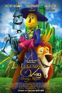 Phù Thủy Xứ Oz: Dorothy Trở Lại - Legends of Oz: Dorothy's Return