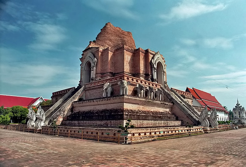 tourisminnorthernThailand.: Tavel in Chiangmai @ Wat Chedi ...