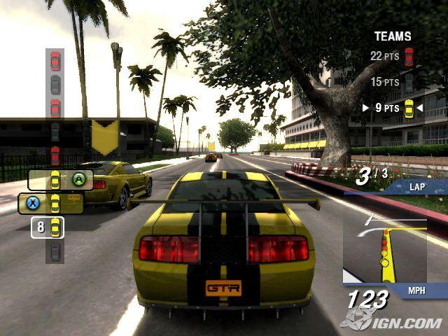скачать игру La Street Racing через торрент русская версия - фото 11