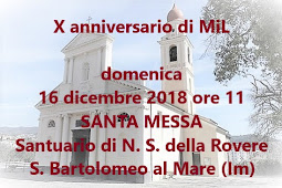X ANNIVERSARIO DI MiL