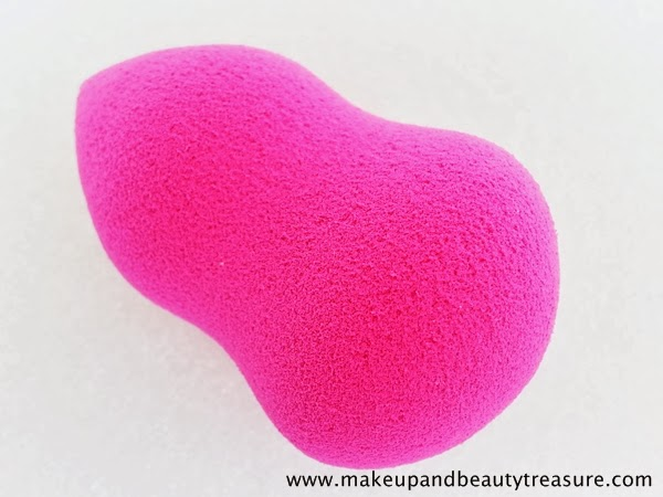 Born Pretty Store Pro Bottle Gourd Sponge Flawless Foundation Beauty Makeup Powder Puff Blender Review