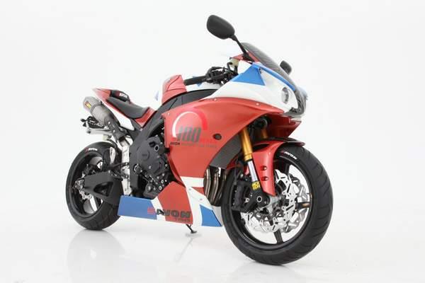 2011 Yamaha YZF - R1