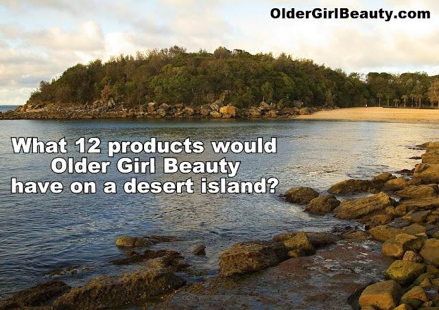 lola's secret beauty blog: The Beauty Spotlight Team Sends Older Girl Beauty to Their Desert Island!