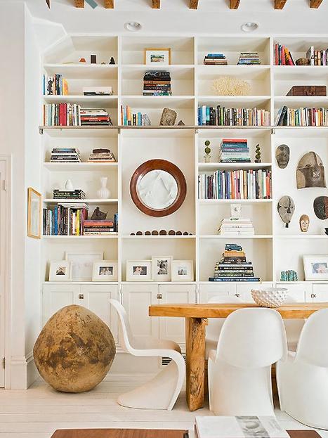 Imagem the designer pad for Things to put on shelves in living room