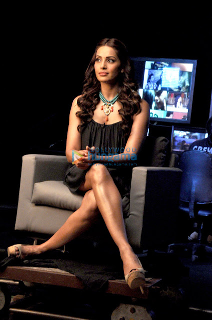 Bipasha Basu promotes 'Aatma' on Bindass' Emotional Atyachar