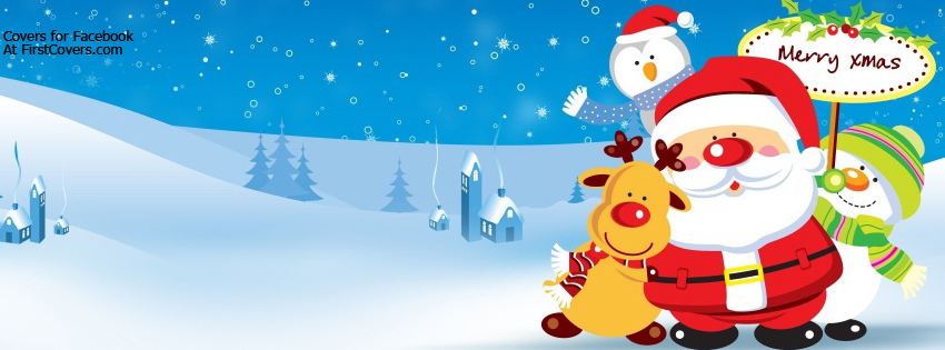 Capas Para Facebook Papai Noel 4 Capa Para Facebook