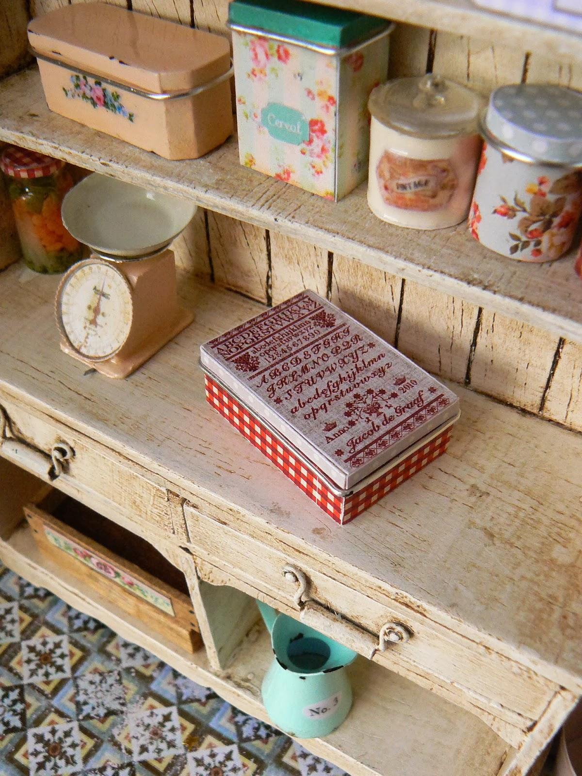 Minieden mas cajas para la cocina - Cajas para cocina ...