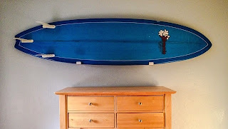 surfboard home rack