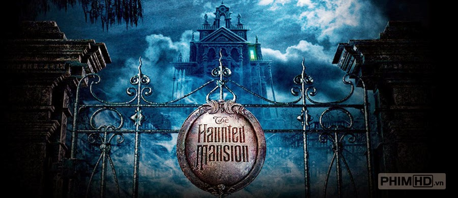 Lâu Đài Bất Tử - The Haunted Mansion - 2003