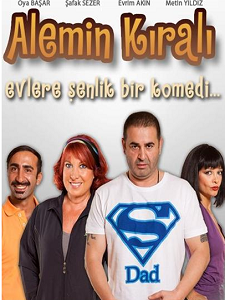Alemin Kral 54.Blm izle