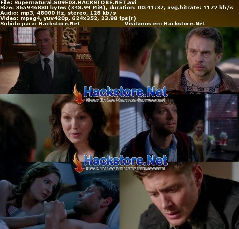 Captura Supernatural Temporada 9