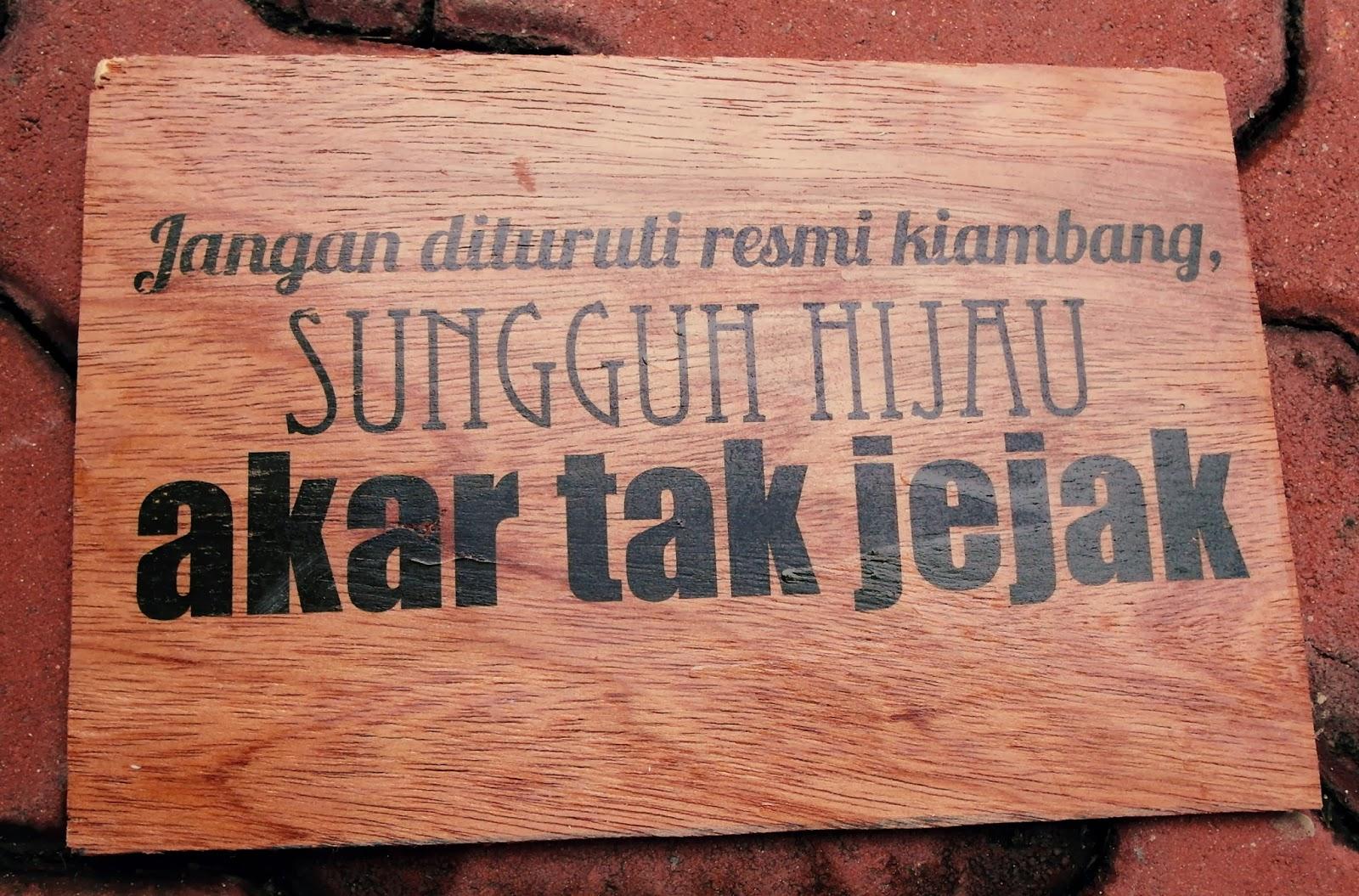 Daulay S Boutique Pepatah Petitih Melayu Lama Poetic Malay Quotes