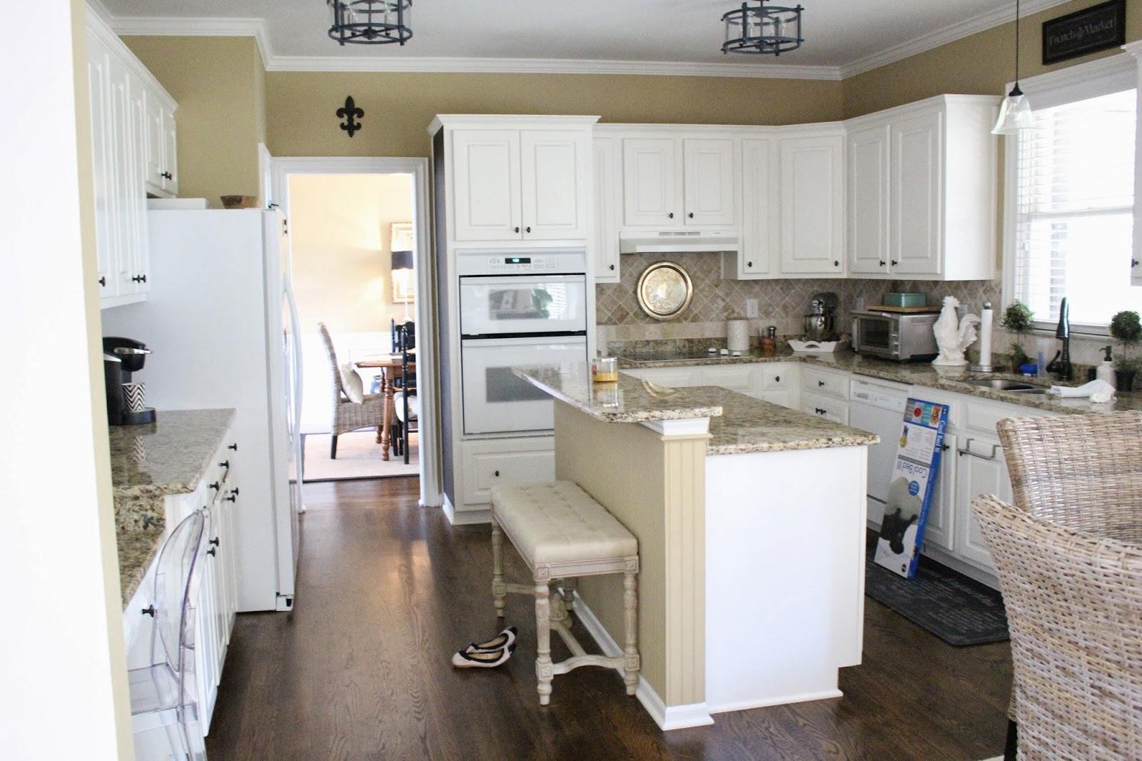 tiffanyd: some progress in the kitchen