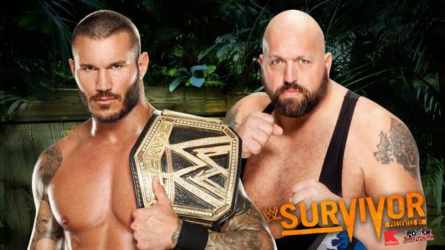 WWE+Survivor+Series+2013+-+WWE+Championship+Match+-+Randy+Orton+VS+Big