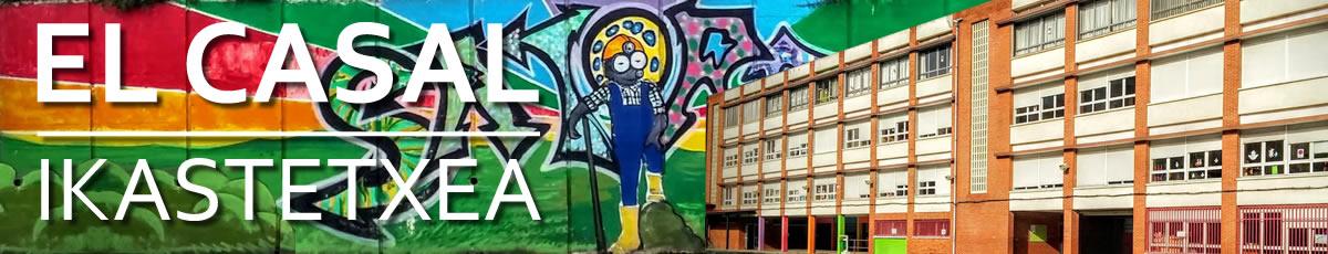 El Casal Ikastetxea | Colegio público El Casal | Abanto Zierbena
