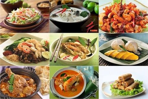 Hấp dẫn phố ẩm thực Bangkok tại ThaiExpress