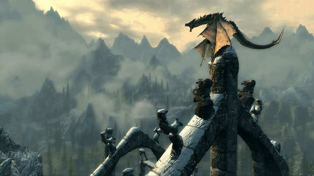 Skyrim Wallpaper