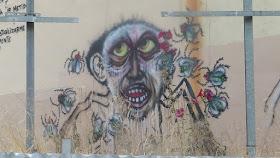 Arte urbano en Tetuán
