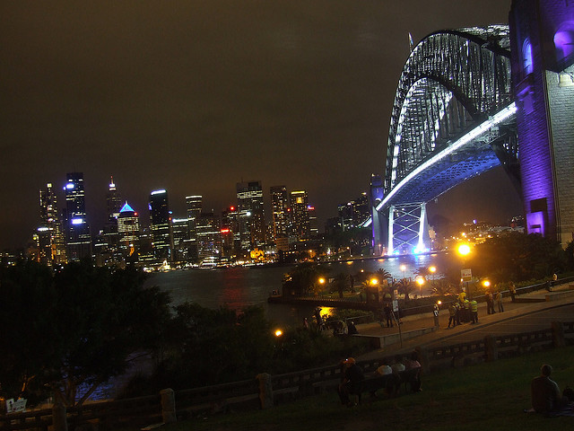 The World's Five Best Landmarks - Sydney Harbour Bridge