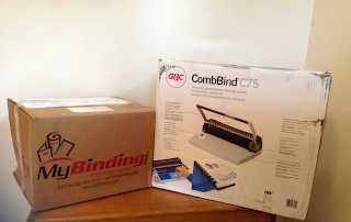 comb binder
