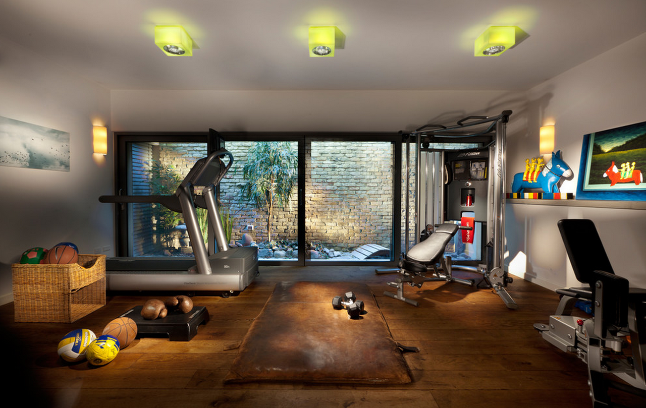 Home Gym Workout Routines