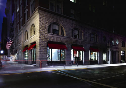 The Unique Sport Store of New Balance New York
