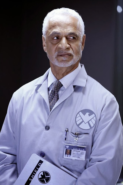 Agents of Shield Ron Glass Shepherd Book Dr. Streiten
