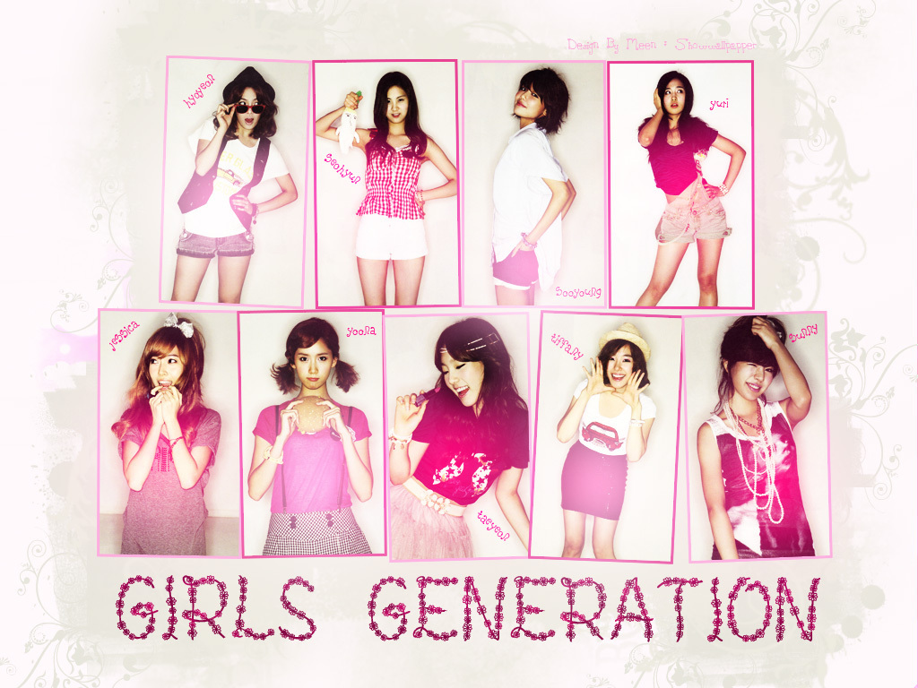 Foto-Foto Girls Generation (SNSD)