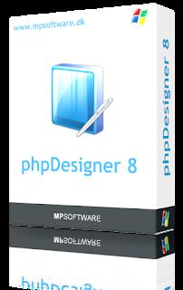 phpDesigner 8.1.2.9 Full Keygen
