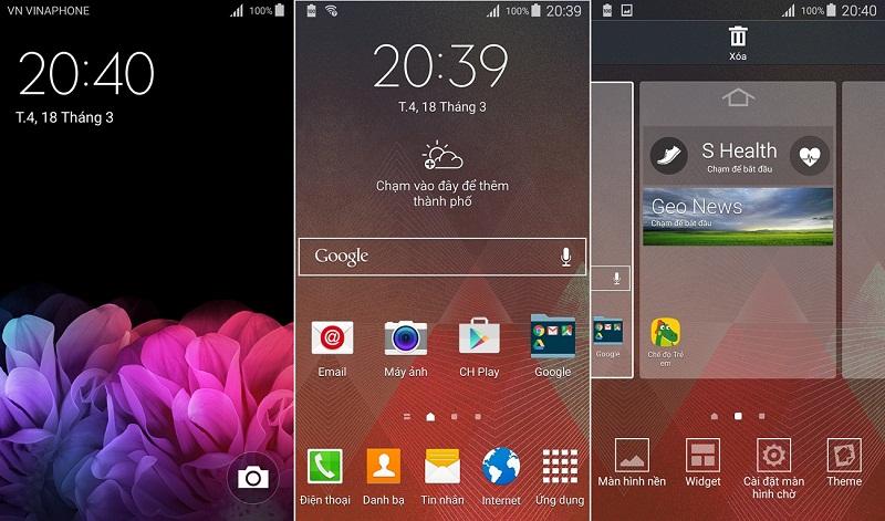 Hướng dẫn up ROM cho các dòng Samsung Galaxy S5 bản Hàn, quốc tế, Nhật.