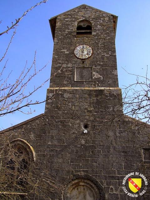 LALOEUF-PUXE (54) - Eglise Saint Rémy (XIIe-XVIe siècle)