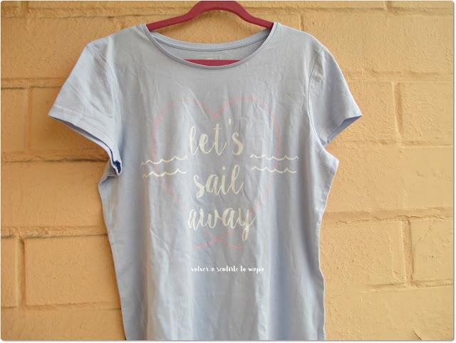 Compras en Primark Madrid Gran Vía - Camiseta navy manga corta