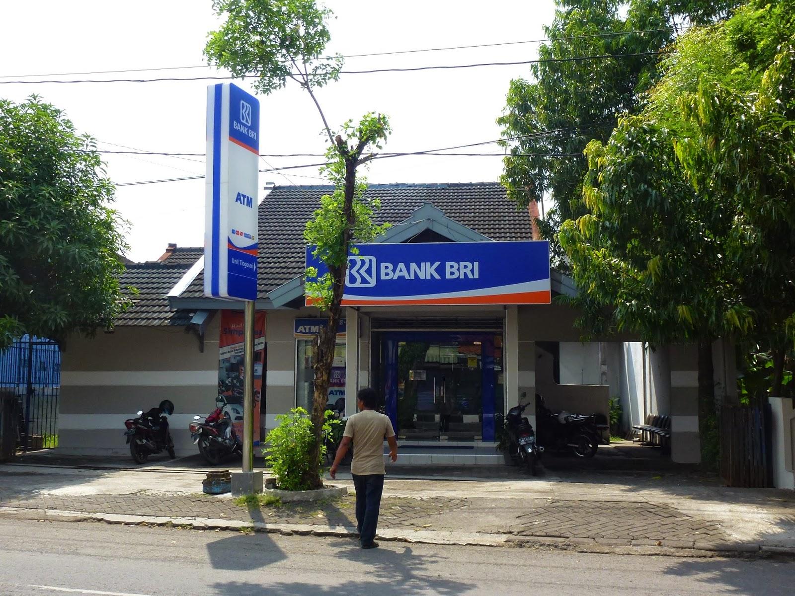 Finansial Semarang Bank Bri Unit Tlogosari Atm Bri