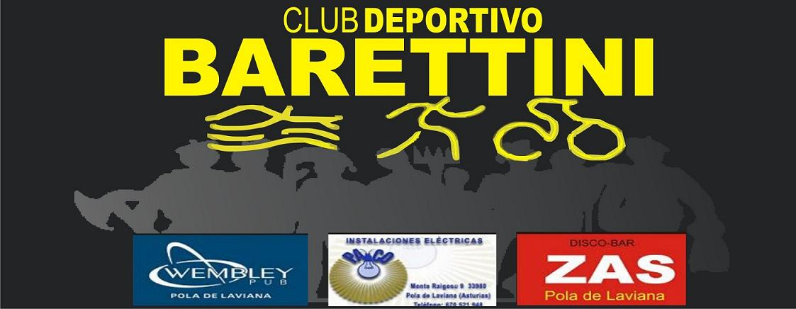 CLUB DEPORTIVO BARETTINI