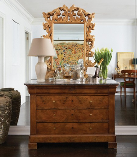Louis Philippe dining table  House Beautiful  Louis Philippe commode   Canadian House and Home. Polish   Patina  Modern Mix II   Antique Furniture for
