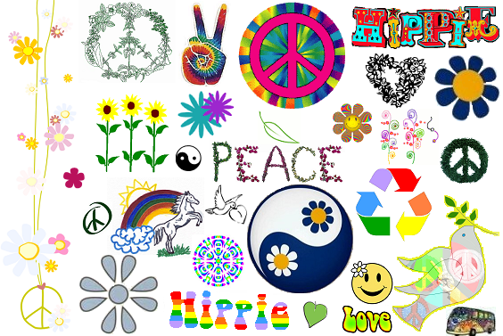 dennis dunstons: Hippie