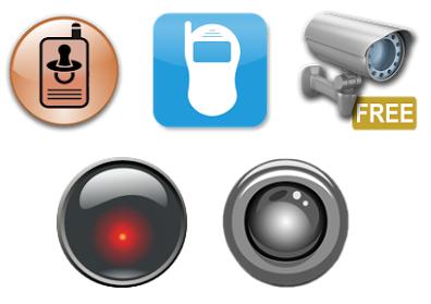Las cinco mejores aplicaciones de vigilancia por cámara