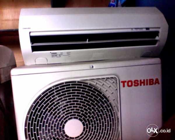 Ac Toshiba 1 Pk Watt Rendah