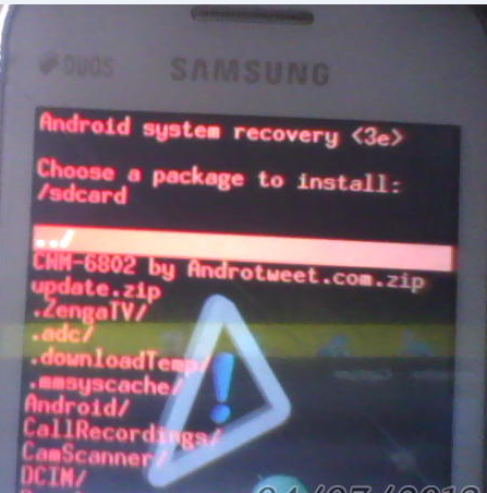 for: How To Root Samsung Galaxy S Duos S7562 Install Cwm Recovery