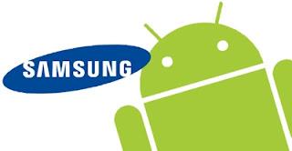 Wajah Samsung bersama dengan Android - www.NetterKu.com : Menulis di Internet untuk saling berbagi Ilmu Pengetahuan!
